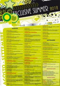 Eventi del mese di agosto 2012 a Maiori
