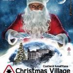La locandina del Costiera Amalfitana Christmas Village
