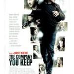 """la locandina del film di Robert Redford """"La regola del Silenzio"""" dall'11 gennaio al Cinema Infinito"""