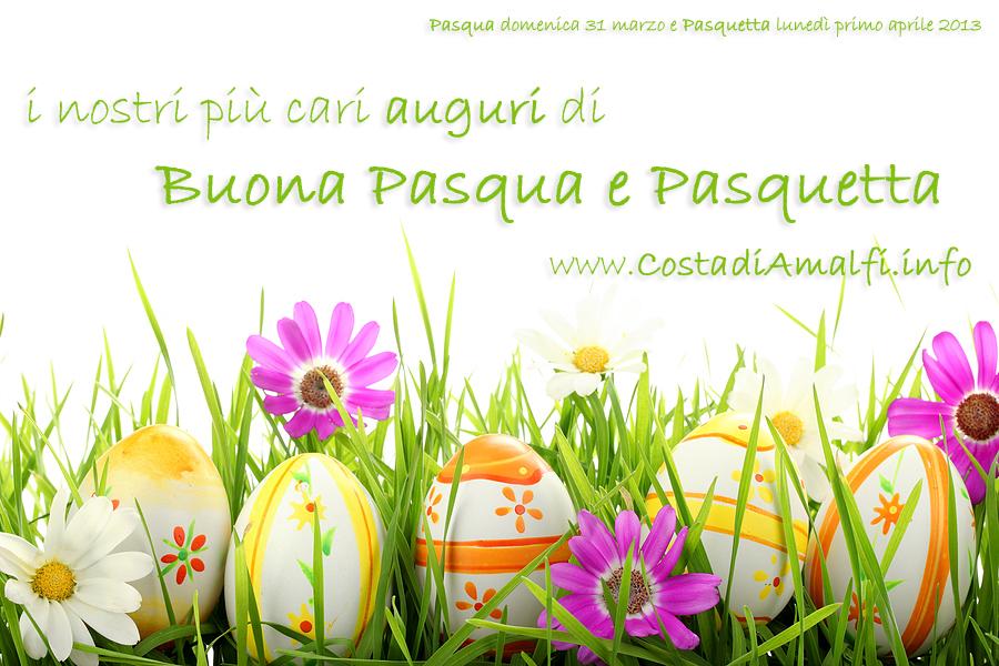 I nostri auguri di Pasqua 2013