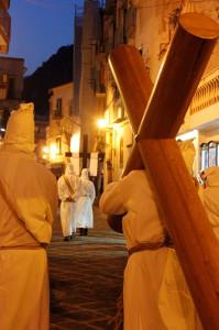 La Processione dei Battenti a Minori.