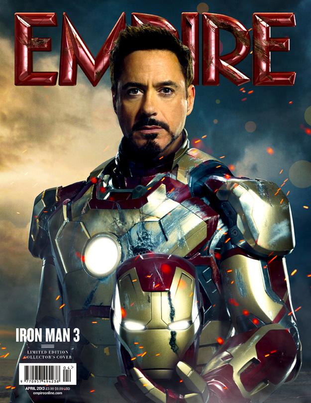 Non perdere la prima internazionale di Iron Man 3 al cinema Oscar Niemeyer!