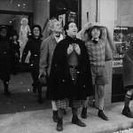 Non tutti sanno che enne scoperto da Federico Fellini che durante un provino rimase così colpito dall'aspirante attore che nel 1969 lo fece esordire nel cinema con una piccola parte in Satyricon. Il regista lo volle in seguito ne I clowns (1971), Roma (1972) - dove interpreta un ballerino di tip tap d'avanspettacolo - e in Amarcord (1973). In foto: una scena di Amarcord
