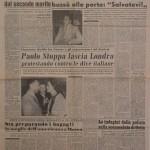 Stampa Sera 30-31 ottobre 1954