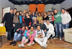 Ecco OpenArt!Una foto di gruppo!